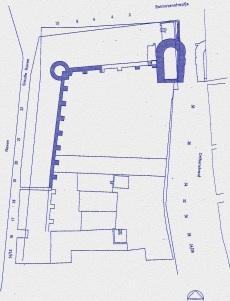Orthenpoort stadsmuur 2 Goeswinus Toelinc 3