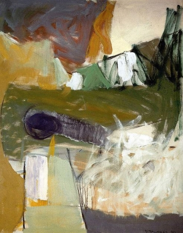 Illuminatie Willem de Kooning abstract expressionism