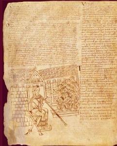 Schoolhervorming van Karel de Grote Xe eeuw
