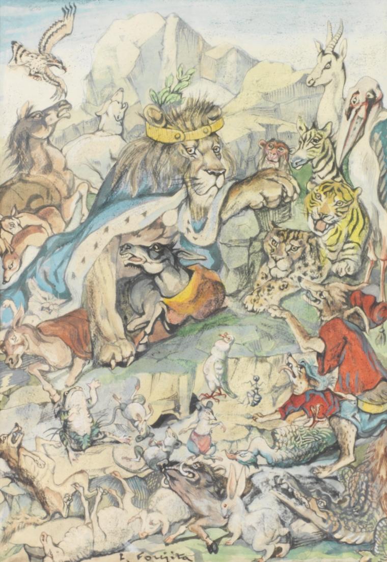 Illuminatie - de Plaag en de Leeuw