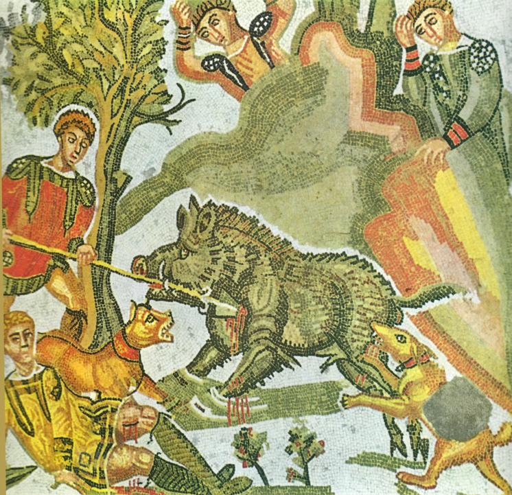 Illuminatie weerwolf