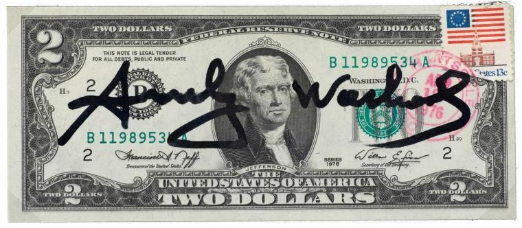 Illuminations Destructive Art Andy Warhol