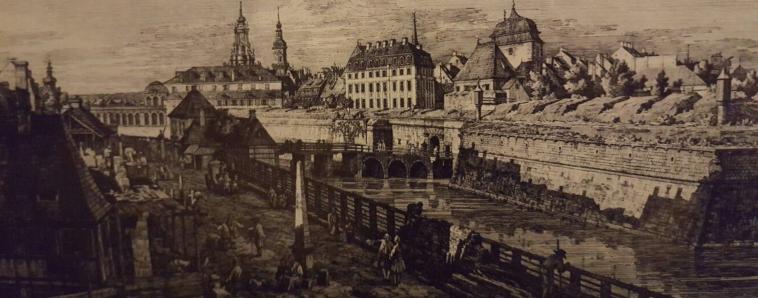stadsbeeld haven oud voot tol Eustaes